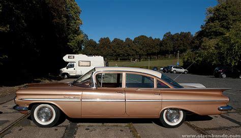 Olsenbande Auto by Besondere Fans Goldener Chevrolet Bel Air 1959