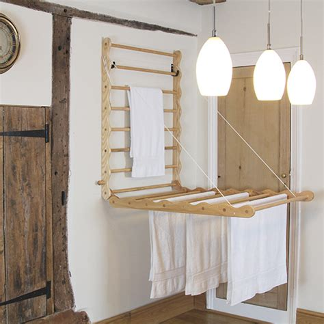 ways  drying racks ideal home