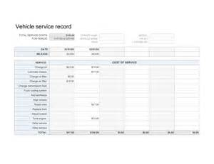 Vehicle Service Template by Log Archives Free Microsoft Excel Templates And Spreadsheets