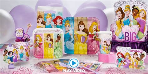 Tangled Wall Stickers disney princess party supplies princess party ideas