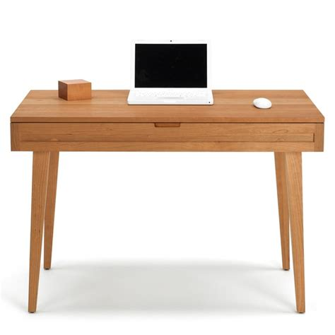 Simple Wood Desk Furniture Pinterest Wood Desk