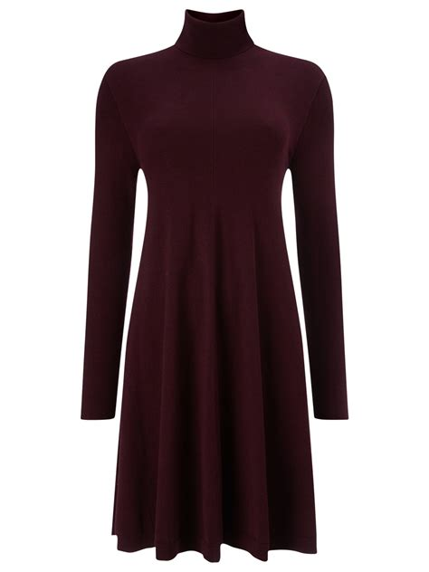 phase eight swing dress phase eight melody swing tunic dress in purple lyst