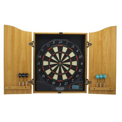 halex electronic dartboard with cabinet halex dartboard meteor pro