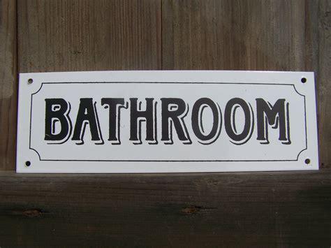 signs for bathroom bathroom sign cliparts co