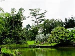 Botanical Garden In Singapore Bon Voyage Travelling Shores Travelling Leisure At Singapore Botanic Gardens Singapore