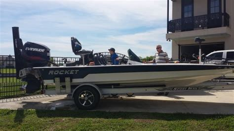 boat dealers houma la 2014 rocket bass boat for sale in houma louisiana