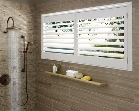 blinds for bathroom window in shower 17 best images about bath remodel on