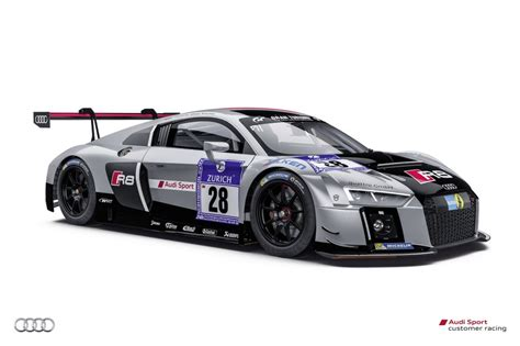 Audi R8 Race Car by New Audi R8 Lms Ready For 2015 N 252 Rburgring 24 Hours Race