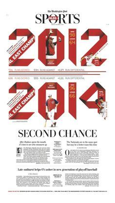 washington post sports section 1000 images about newspaper design broadsheet on