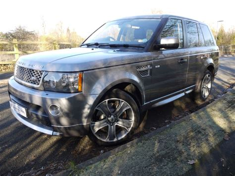 used 2008 range rover sport for sale 2008 land rover range rover supercharged for sale cargurus