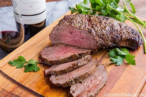 smoked tri tip with stovetop smoker just one cookbook