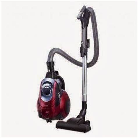 Vacuum Cleaner Sharp Rx V80 S daftar harga vacuum cleaner sharp terbaru juni juli 2016