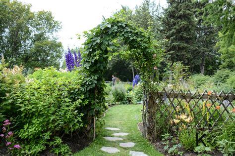 St Albert Botanical Gardens Cottage Garden St Albert Botanic Park