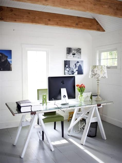 homemade desk ideas chic diy computer desk ideas