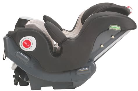 the car seat introducing the new graco smart seat