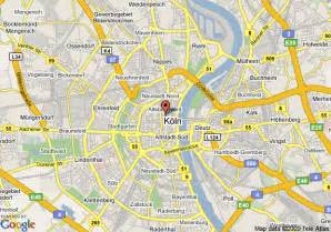 Koln Germany Map by Map Of Hilton Cologne Cologne