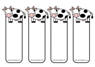 farm animal bookmarks facts printable farm animal bookmarks for kids