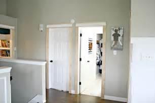 shiplap door trim finished shiplap walls and farmhouse door trim in the loft