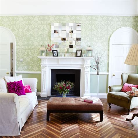 Period Home Decorating Ideas by Period Living Room With A Modern Twist Country