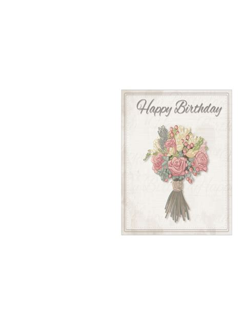 birthday card size template birthday card template 6 free templates in pdf word