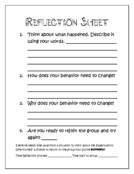 make lasting changes the science of sustainable behavior change and reaching yo books elementary behavior student reflection sheet classroom