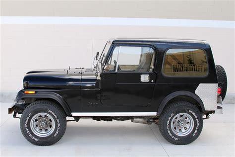 jeep cj laredo 1981 motors jeep cj 7 laredo 185513