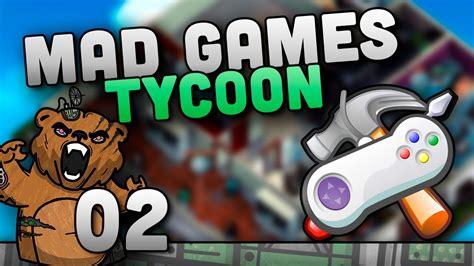 game dev tycoon mods pt br goat stimulator mad games tycoon 02 gameplay