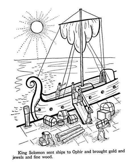coloring pages king solomon 42 best bible ot solomon images on pinterest bible