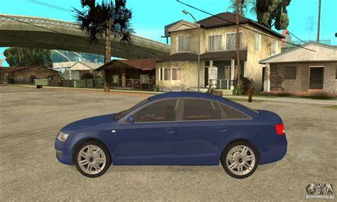 Audi S6 Limousine by Audi S6 Limousine V1 1 Para Gta San Andreas