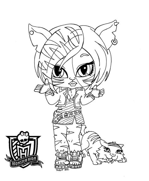 monster high baby cupid coloring pages baby monster high coloring pages baby monster high