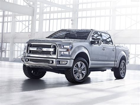 Ford Atlas Concept (2013)