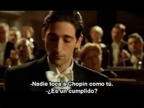 el pianista el pianista trailer subtitulado en espa 241 ol 1 youtube
