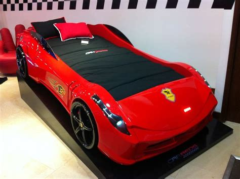 futon car ferrari car bed cool kids bed design supercarbeds