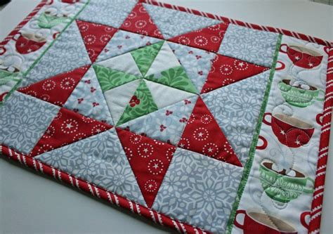 placemat patterns for tables in august pinwheel table runner placemats