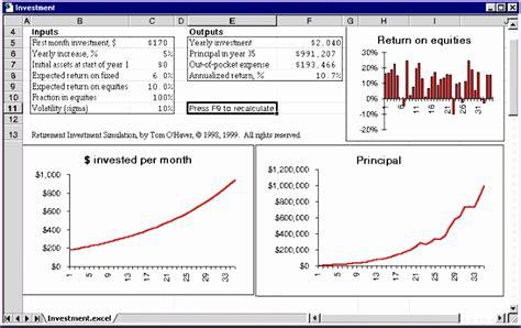 bitconnect roi calculator 8 excel investment templates exceltemplates exceltemplates