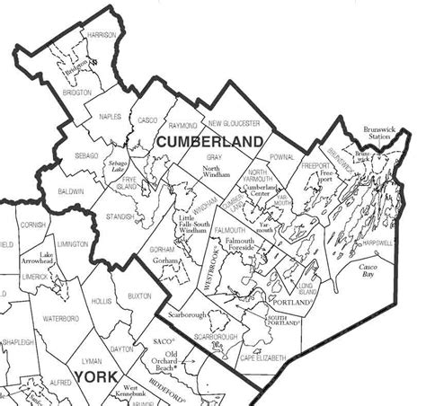 Cumberland County Search Opinions On Cumberland County Maine