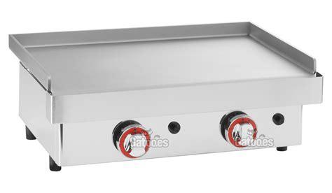 planchas para cocinar a gas plancha a gas profesional de 60 cm gatoo