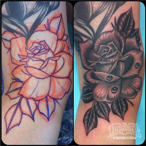 black rose tattoo shop stockton ca the dolorosa studio city los angeles california