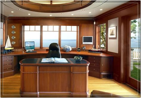 luxury home office desks model ships and nautical decor for interior design
