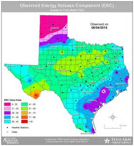 Climate Tx Weather Map Map2