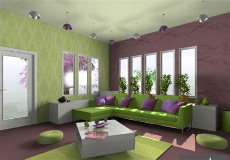 desain interior ruang tamu warna ungu dekorasi ruang tamu nuansa warna hijau rumahinterior co