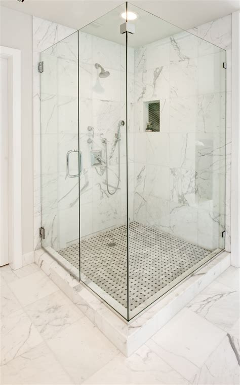 white marble tiles bathroom bathroom remodeling 5 bathroom tile ideas from portland