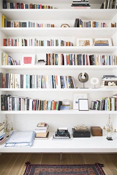 extra seating for party small space secrets swap your bookcases for wall mounted