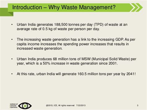 Table Solutions by Sustainable Futures A Waste Management Perspective India