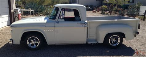 dodge truck beds for sale 1966 dodge d 100 short bed stepside pickup truck