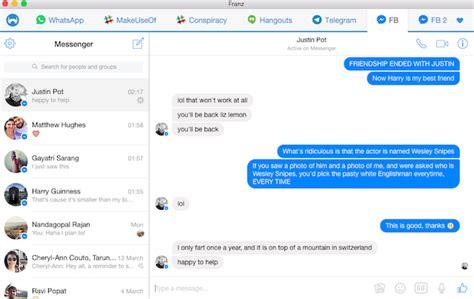 free chat messenger for mobile 7 best messenger apps for desktop and mobile