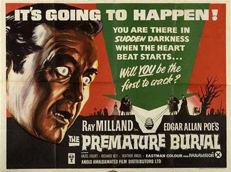 premature burial and how it may be prevented with special reference to trance catalepsy and other forms of suspended animation classic reprint books the premature burial 1962 review the spooky isles