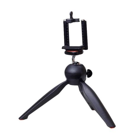 Tripod Mini Yunteng Yt228 Holder U by Jual Yunteng Yt 228 Mini Tripod With Holder U Hitam