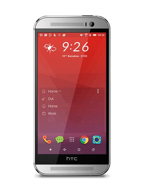 htc one m8 to get officially sense 7 0 ui with android m