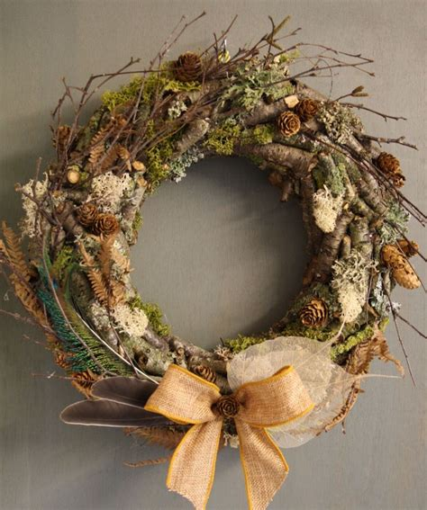 country style wreaths rustic country style wreath by willow floristry http